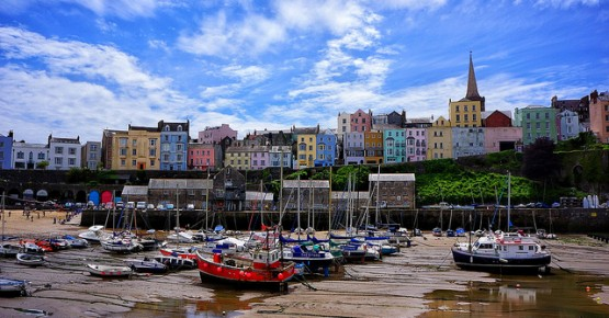 tenby and Caldy Island