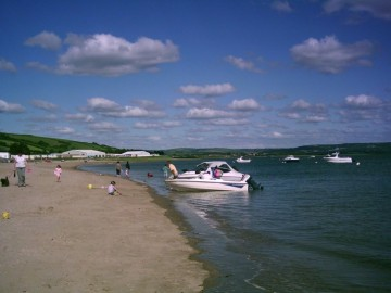 Carmarthen Bay