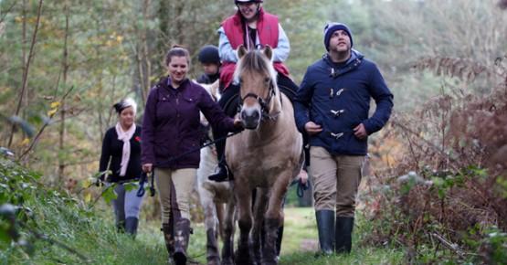 pembrey horse riding